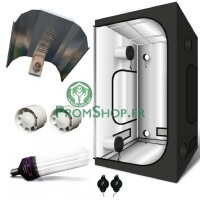 Kit CFL Eco 300W 1m² dual