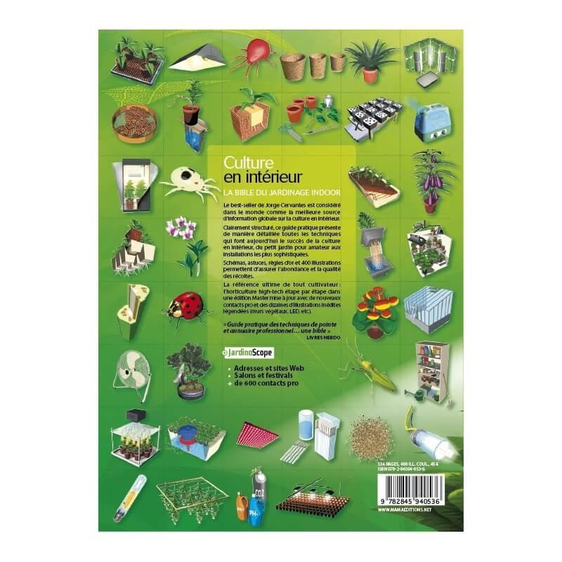guide du jardin d 39 int rieur master edition growshop. Black Bedroom Furniture Sets. Home Design Ideas