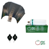 Kit Plug and grow floraison 250W