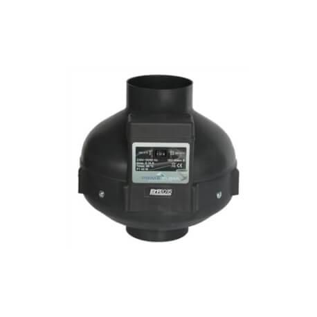 Extracteur prima klima 2 vitesses 220 ou 360 m3 h pour la for Extracteur d air 80 mm