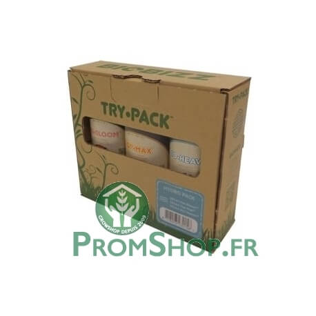 Try-pack hydro