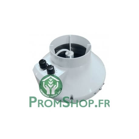 Extracteur d 39 air vk 930 m3 h pour culture indoor - Extracteur d air chambre de culture ...
