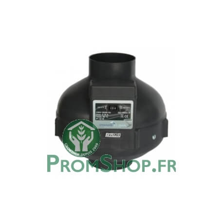 Extracteur prima klima 760 m3 h pour la culture indoor - Extracteur d air chambre de culture ...