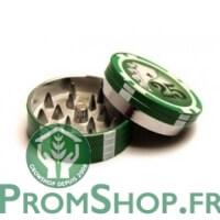 Grinder 2 parties Ø40mm Poker