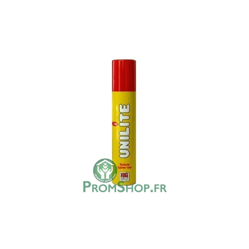 Recharge de gaz pour briquet unilite 300ml - Recharge gaz briquet ...