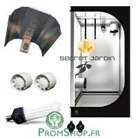 Kit CFL Eco 300W 0.81m² croissance