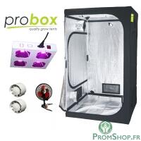 Kit Pro Box Led  COB 1m² 288w