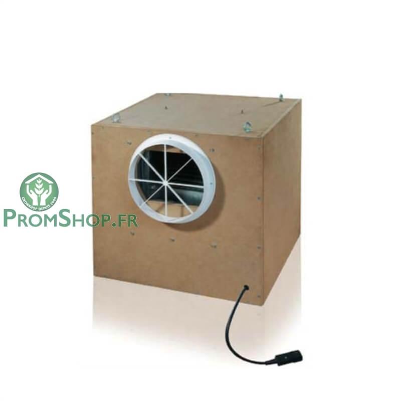 Extracteur silent box pour le culture indoor 1000m3 h - Extracteur d humidite pour cave ...
