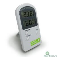 Thermomètre hygromètre Basic