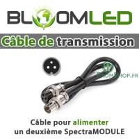 Câble de transmission alimentation