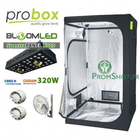 Kit Pro Box Led cree 1m²