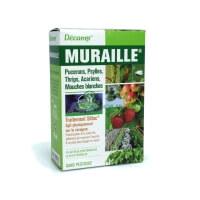 Muraille traitement Siltac® pour plantes sans pesticide