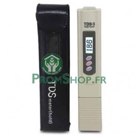 Testeur EC et température