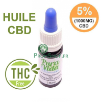 Huile de cb 10% full spectrum 10ml