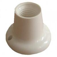Douille plastique E27