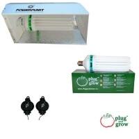 Kit Plug and grow floraison 250W Powerplant
