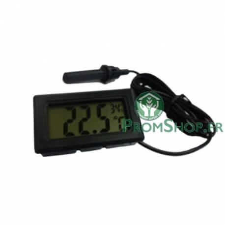 Thermomètre hygromètre à sonde 1m
