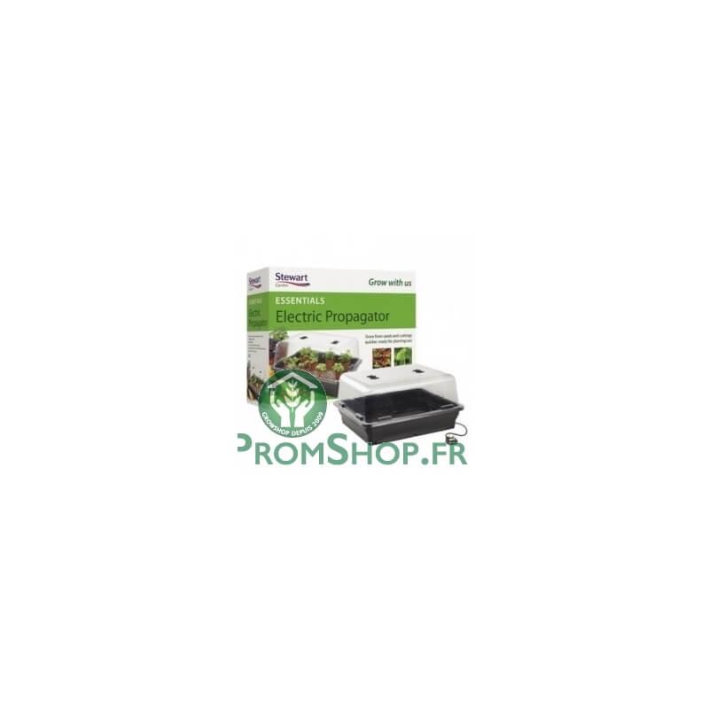 mini serre stewart lectrique pour germination bouturage. Black Bedroom Furniture Sets. Home Design Ideas