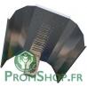 Réflecteur aluminium renforcé pour CFL
