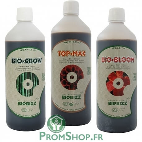 Pack Biobizz essentiel S