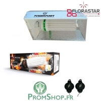 Kit floraison 300W Powerplant