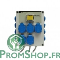 Timer Box GSE 12 X 600W