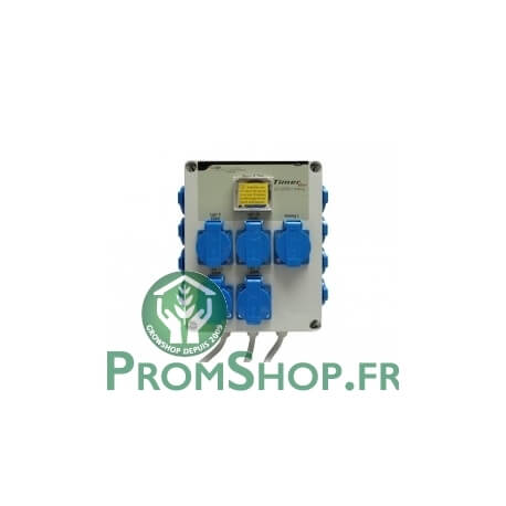Timer Box GSE 12 X 600W + Extra