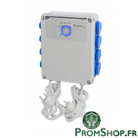 Timer Box GSE 8 X 600W