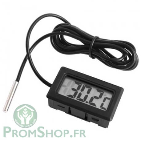 Thermomètre à sonde 1m