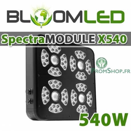 Module Spectra X540