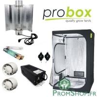 Kit Pro Box 400W 0.64m² Agro