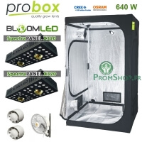 Kit Pro Box Led  cree 1.44m²