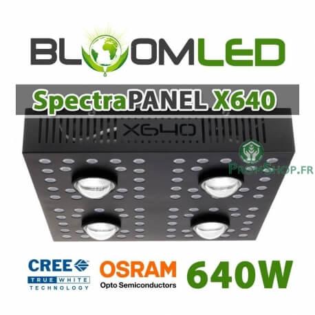 Spectra panel X640